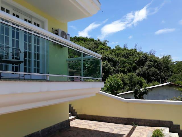 Casa na Serra em Guaratiba no Rio de Janeiro