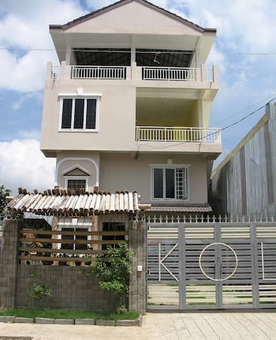 31-Private Bedroom- 7 minutes from the airport - Phnom Penh - House