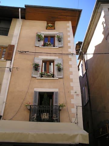 studio de 20m2 en centre ville - Barcelonnette - Appartement