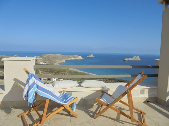 ΑΝΤΑ-Κ Serenity, tranquility and stunning views