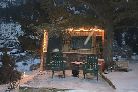 Little Cabin with a view