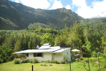 LA KAZ BELLEVUE terrasses vue montagne/forêt CALME