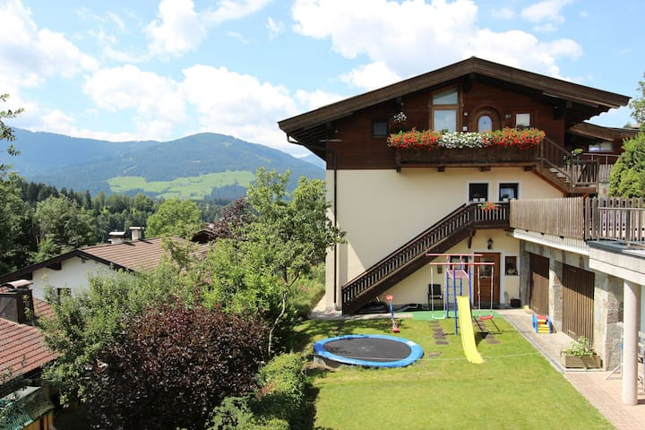 Your very well maintained holiday residence is located in Westendorf