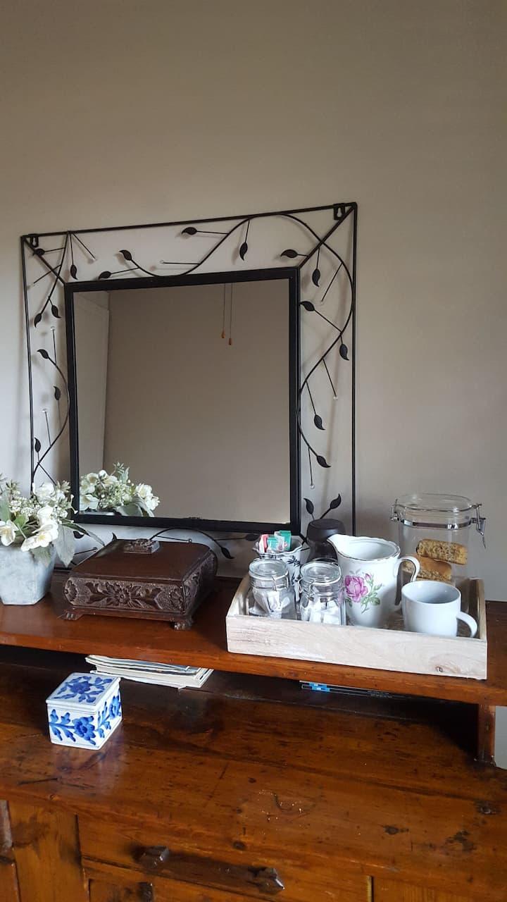 La Peregrina Cozy Single Room
