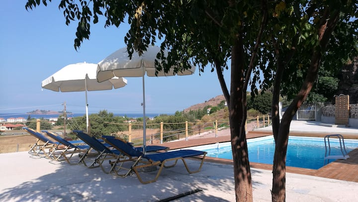 Troyan Hill Apart, Garden, Panoramic View & Pool