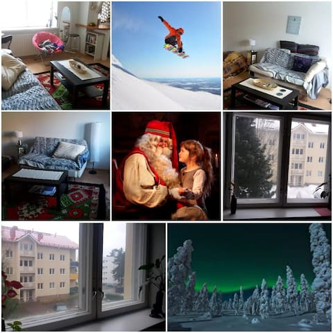 Budget Traveler's Nest in City Center - Rovaniemi - Apartment