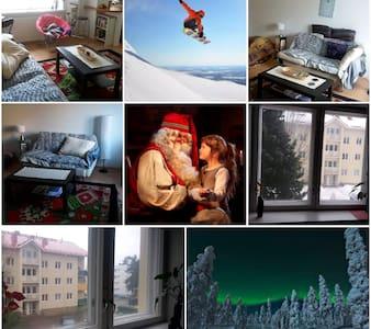 Budget Traveler's Nest in City Center - 羅瓦涅米(Rovaniemi) - 公寓
