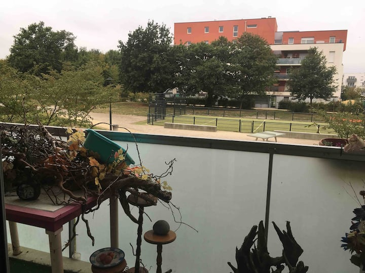 Appartement parc beauregard