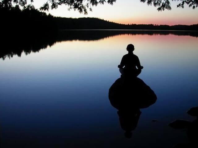 Meditation zone