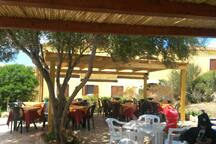 Bar/ristorante piscina