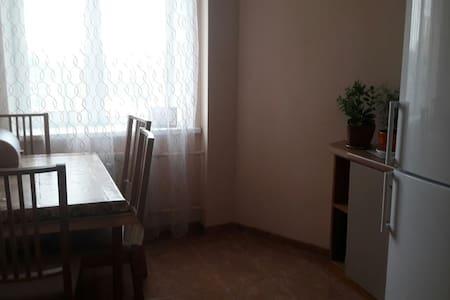 Уютная новая однокомнатная квартира  рядом с метро - Мурино - Daire