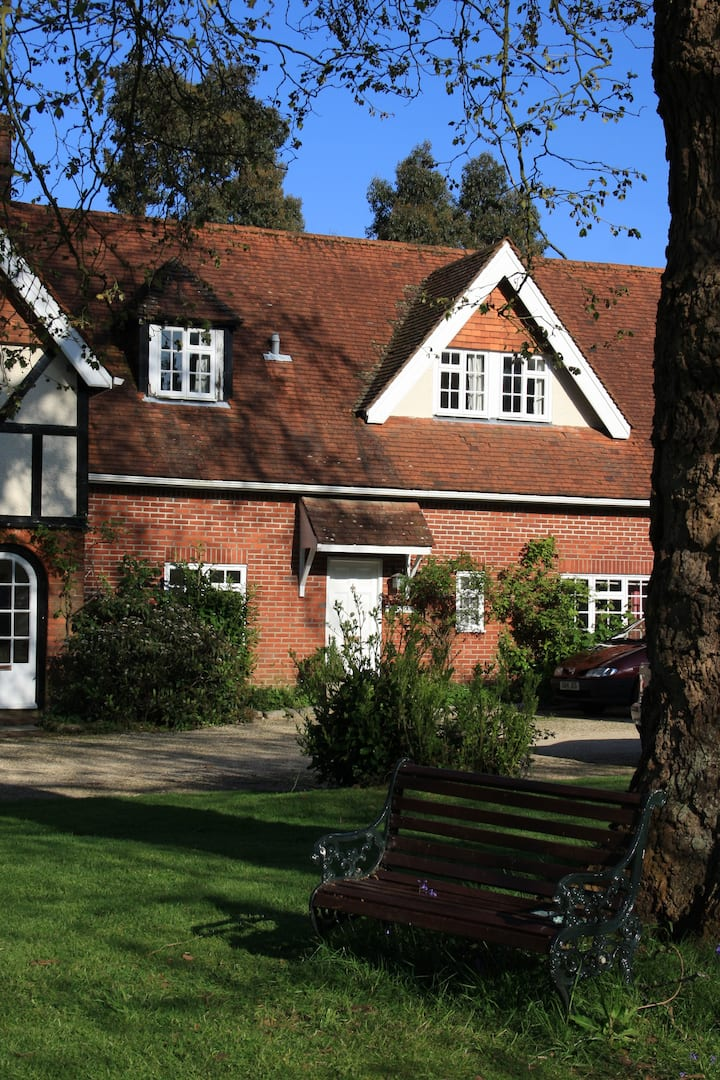Stable Cottage at Lyndhurst in The New Forest