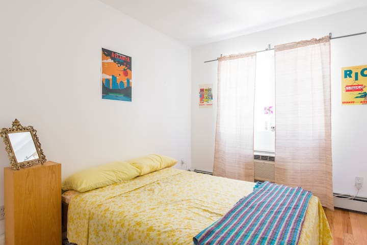 Sunny Suite in Bed Stuy