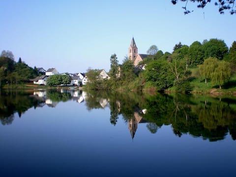 Ferienhaus zur Burg Ulmen