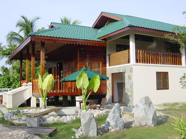 Labuan Beach House