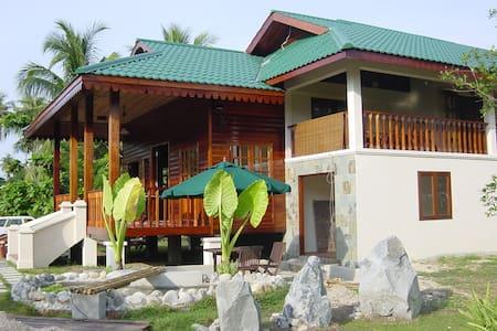 Labuan Beach House