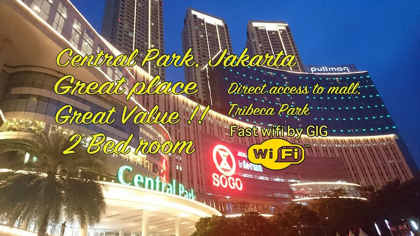 The Central Park Apartment - jakarta - Apartment