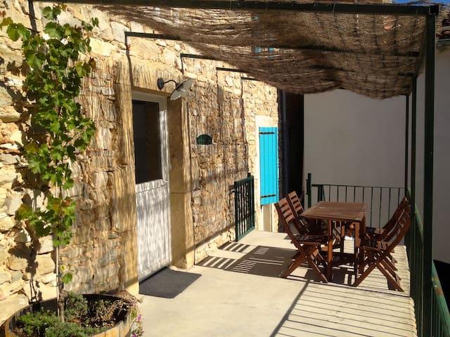 L'Autre Maison - La Vieille Ferme - Saint-Jean-de-Ceyrargues - Huis