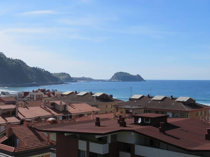 EGONA-ZUM8 Vista espectacular,piscina,tenis,playa