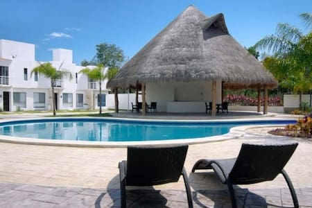 Perfect place to rest, relax and spend time with - Playa del Carmen