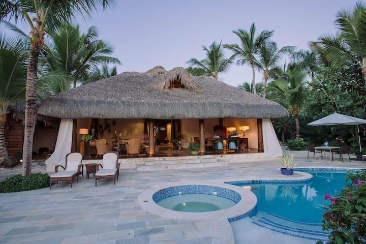 Caribbean Style & Caleton Beach access included - Punta Cana - Villa