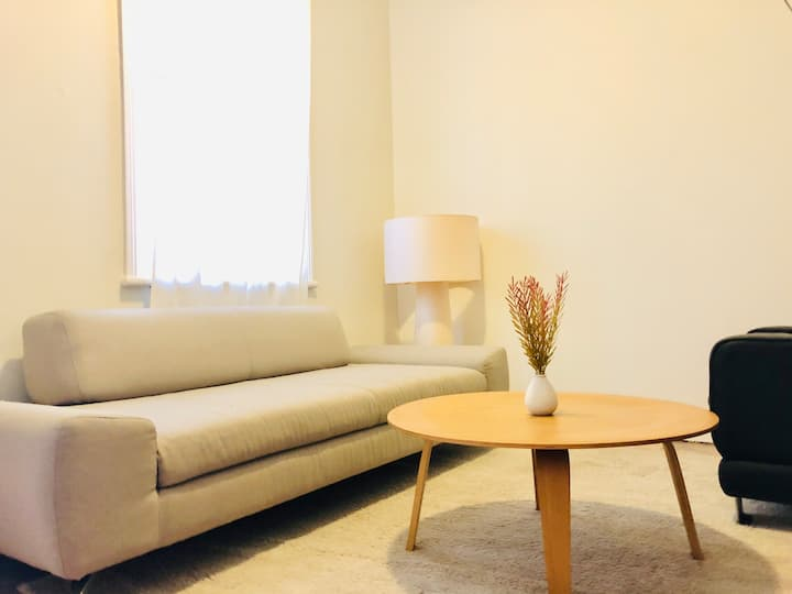 Cozy and sunny sanctuary in Pyrmont - RELAX LIFE