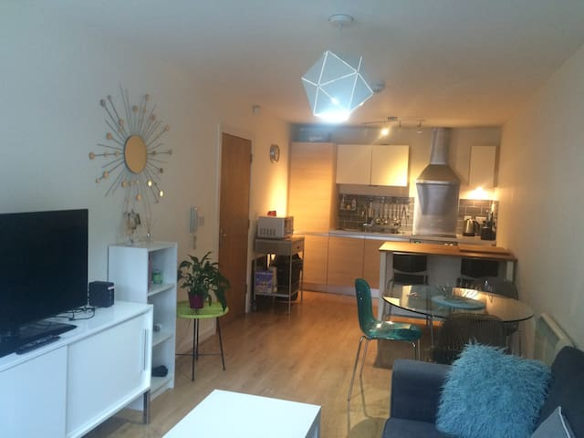 Liverpool Theatre Apartment - Liverpool - Appartement