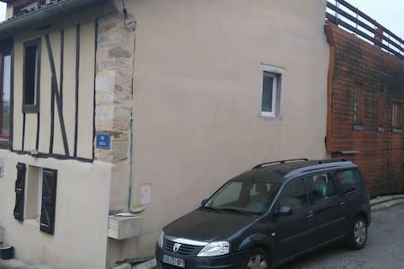 Maison de village avec vue sur les Pyrénées - Roquefort-sur-Garonne
