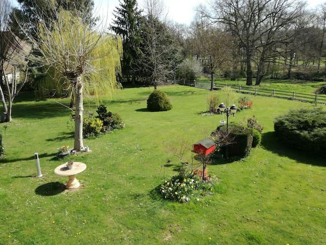 3 Chambres 6 kms du Pal Dompierre sur besbre - Dompierre-sur-Besbre - Huis