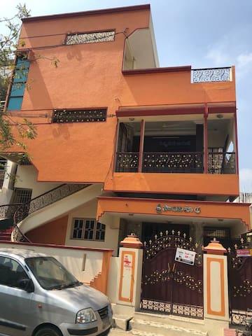 Sri saisoudha AC guest house & function hall