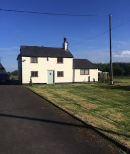 Cottage in a quiet peaceful location - Leigh - Talo