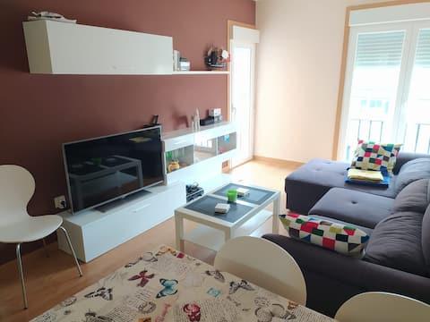 Coqueto apartamento en Vilagarcía de Arousa