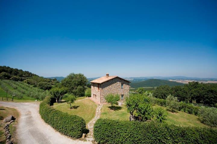 Antico Borgo Ripostena – n.12 Boscobello Farmhouse - Casole d'Elsa - House