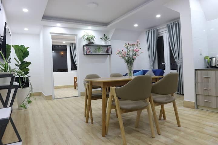 Tada Dalat Apartments 301-có ban công riêng thoáng