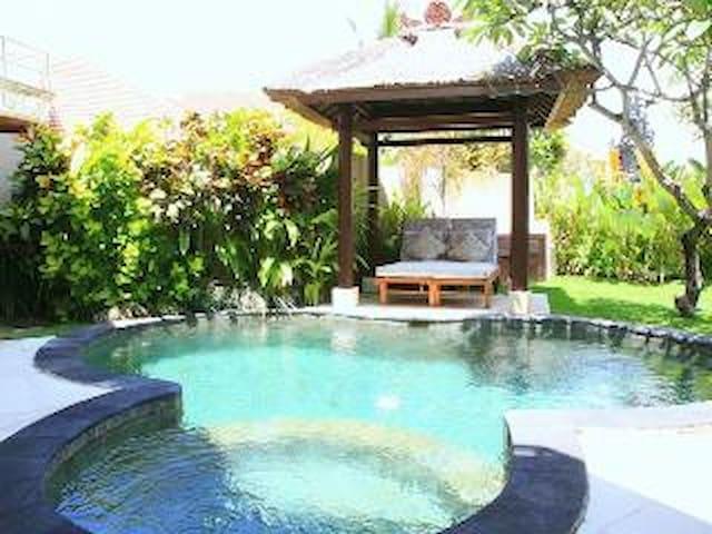 Family friendly Villa in Tanjung Benoa, Nusa Dua