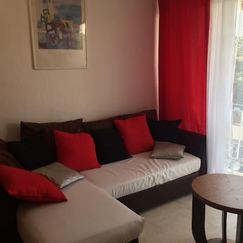 Appartement 4 pers idéalement placé - Cannes - Condominio