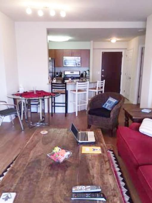 Luxury 1br Den Apt Steps From Georgetown Gw Apartments For Rent In Washington District Of