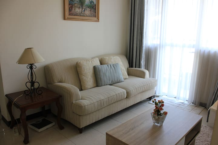 Private Cozy Apartment at Kemayoran Sunter
