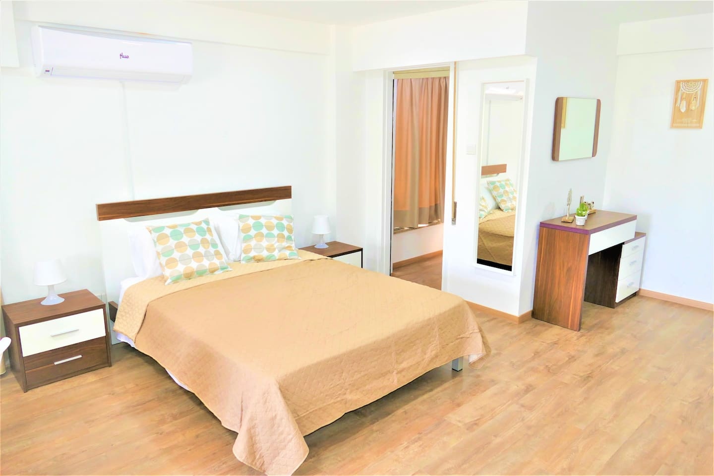 Central Nicosia Studio Apartment - Cozy new Studio
