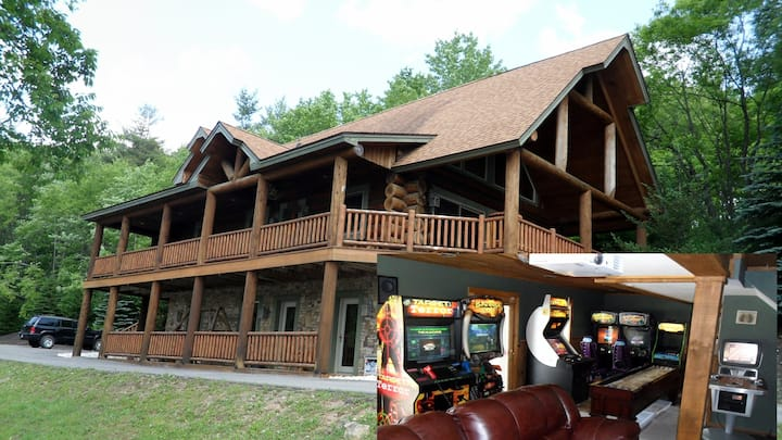 Big Timber Retreat at Deep Creek Lake