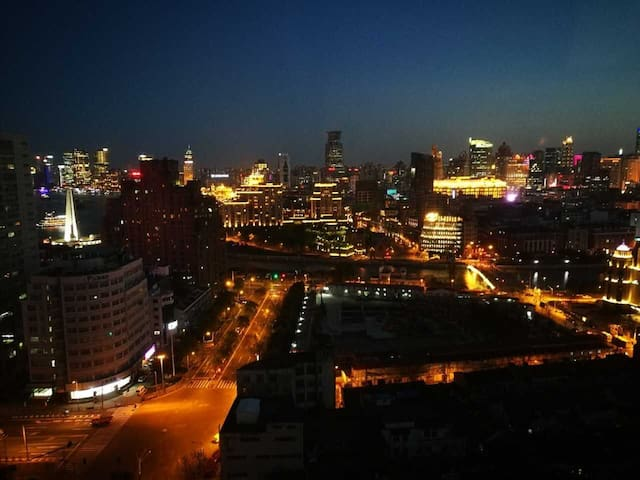 River view apartment on the Bund (self-check in) - Шанхай - Квартира