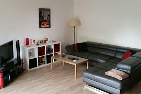 Beau duplex dans résidence calme - Saint-Saulve