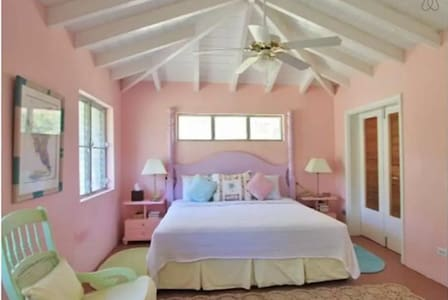 Ocean-View Villa w Pool in Nevis! - Villa