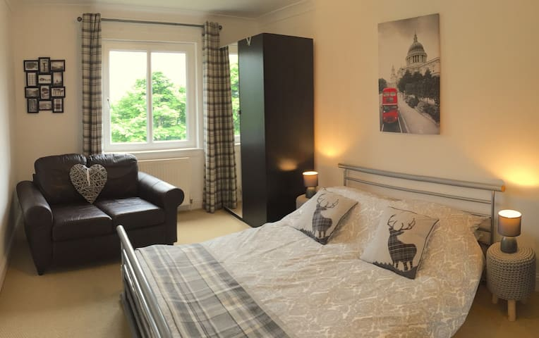 Kirkton airbnb, Bathgate, near Edinburgh & Glasgow - Bathgate - Apartment