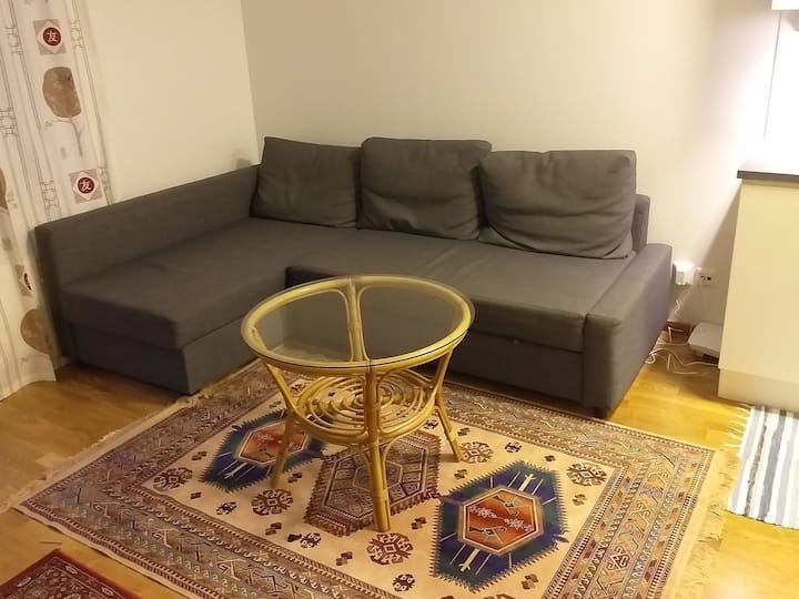 Full apartment to rent near Uppsala centrum.