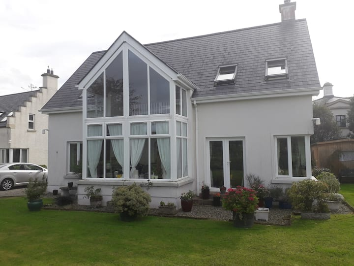 Dovecote Lodge on the 5 star Lough Erne Resort