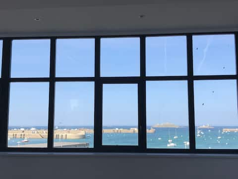 Roscoff Appartement T3 Vue Mer Incroyable