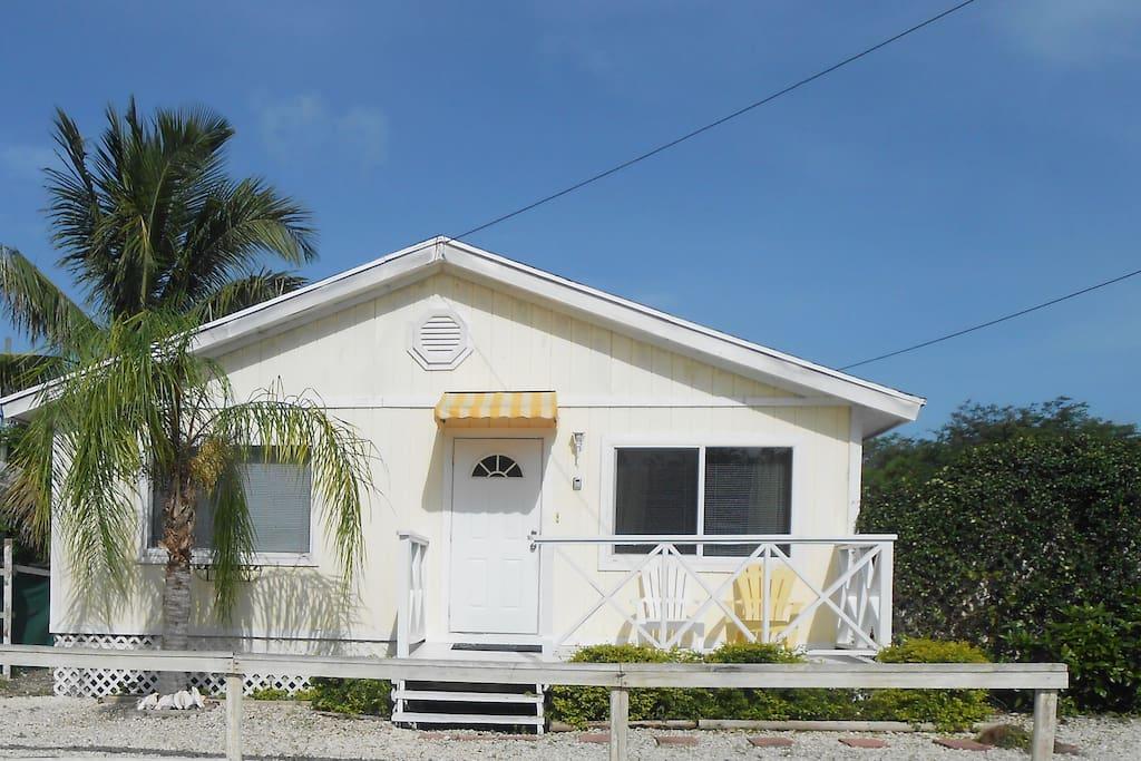 Cottage Exterior!