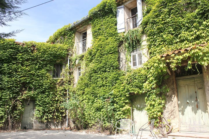 Big house of village provencale for 6/8 people - Mallemort - House