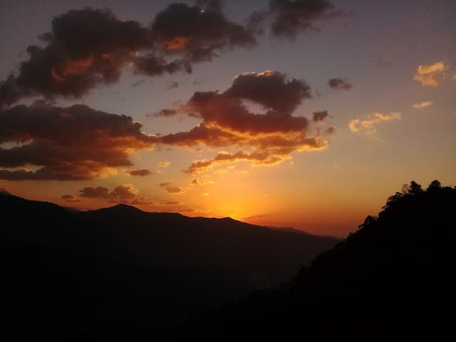 La Mejor Vista de Las Montañas